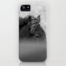 Shy Guy iPhone Case