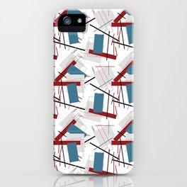 geometricos iPhone Case