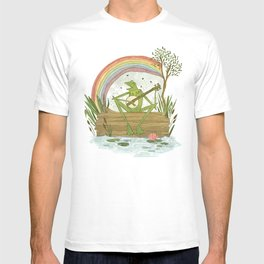 Rainbow Connection T-shirt
