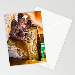 """OXIDE"" - Beachport Jetty, South Australia Stationery Cards"