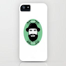 Beard Lumberjack Beards iPhone Case