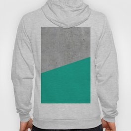 Concrete with Arcadia Color Hoody