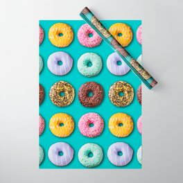 Donuts Wrapping Paper