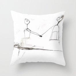 •• Throw Pillow