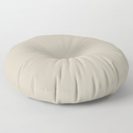 Light Neutral Beige Solid Color Coordinates with Kelly Moore Accent Color KM4711 Bauhaus Tan Floor Pillow