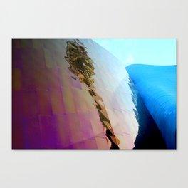 Space Needle Canvas Print