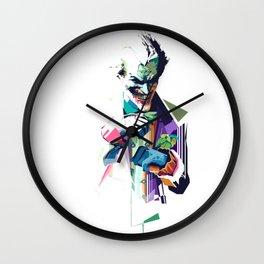 MR J. Wall Clock