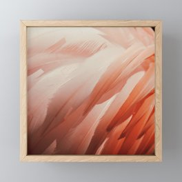 Flamingo #13 Framed Mini Art Print