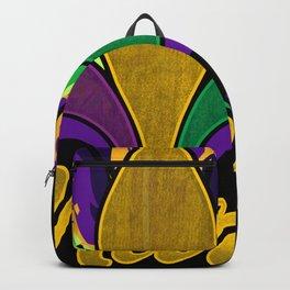 Mardi Gras Y'All Backpack