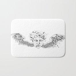 Dying Angel Bath Mat