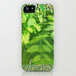 In a tree iPhone Case