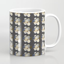 Cryptocurrency Pattern Coffee Mug