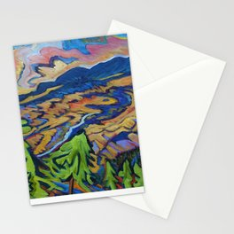 Fire Dragon, Pine Mtn. Stationery Cards