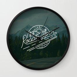 Roadtripper Ride Wall Clock