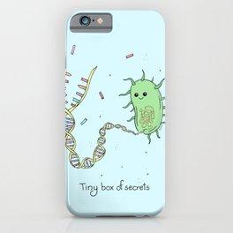 Tiny Box of Secrets iPhone Case