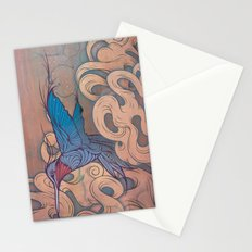 The Aerialist Stationery Cards