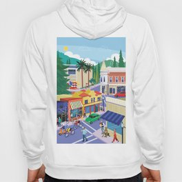 Town of Los Gatos (A Day in the Life) Hoody