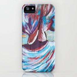 Pleasure - Mazuir Ross iPhone Case