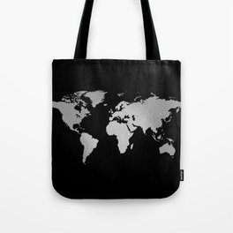 World Wide Hustle Tote Bag