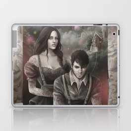 Hansel et Gretel Laptop & iPad Skin