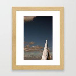 Aloft II Framed Art Print