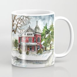 Snowfall Coffee Mug
