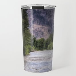 Rock Creek - Montana Travel Mug