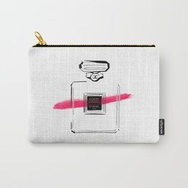 Pink Perfume #5 Carry-All Pouch