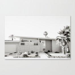 Palm Springs III Canvas Print