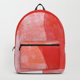Pink flags Backpack