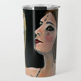 Dancers Travel Mug