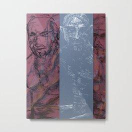 Second Reign of Vladimir Metal Print