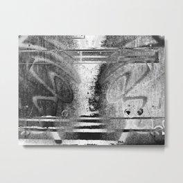 The Lurking Evil 6 Metal Print