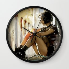 Mathilda - Leon the Professional Wall Clock