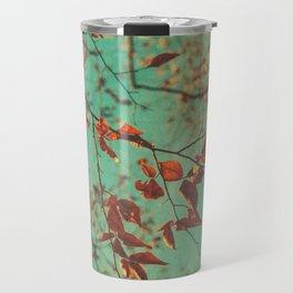 Autumn Beech Tree Travel Mug