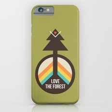 For the Love of the Forest iPhone 6s Slim Case