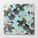 Strawberry Brush Hide-Out #society6 #decor #buyart by 83oranges