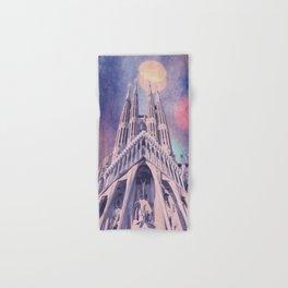 Barcelona Sagrada Familia Hand & Bath Towel