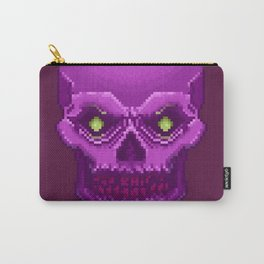 Pxl_Skull Carry-All Pouch