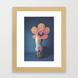 pistil Framed Art Print