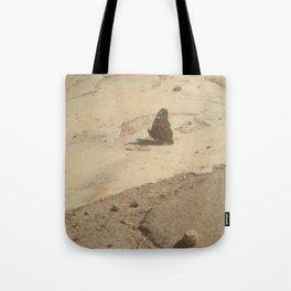 Flutter on Bye Tote Bag