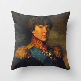 BENEDICT Throw Pillow