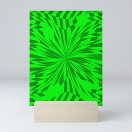 Shamrock Sensation Mini Art Print