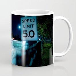 Milwaukee Freeway Long Exposure Coffee Mug