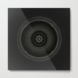 Inner Space 3 Metal Print