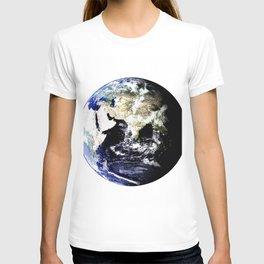 Earth Globe T-shirt