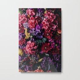 FLOWERS - FLORAL - GARDEN Metal Print