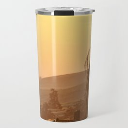 SUNSET OVER EASTERN OREGON Travel Mug