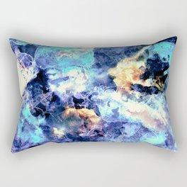 Lilac Antartica Rectangular Pillow