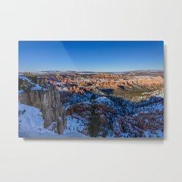 Bryce_Point 8448 - Bryce_Canyon_National_Park, Utah Metal Print